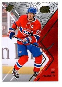 Max Pacioretty Trading Card Single 2015-16 Upper Deck SPX #48 Canadiens