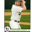 Stephen Vogt Trading Card Single 2016 Topps Archives #116 Athletics