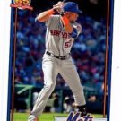 Yoenis Cespedes Trading Card Single 2016 Topps Archives #215 Mets