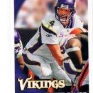 Brett Favre Trading Card Single 2010 Topps #60 Vikings