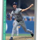 Randy Johnson Trading Card Single 1993 Fleer #676 Mariners