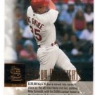 Mark McGwire Trading Card Single 2001 Upper Deck #262 Cardinals CL
