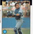 Mike Scioscia Trading Card Single 1986 Topps #468 Dodgers