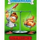 Supreme Courtney Trading Card Single 2015 Topps Garbage Pail Kids #23b