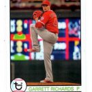 Garrett Richards Trading Card 2016 Topps Archives #194 Angels