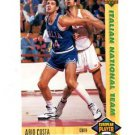 Ario Costa 1991-92 Upper Deck International Italian #115