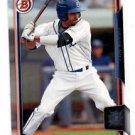 Derek Hill Trading Card Single 2015 Bowman Draft #85 Tigers