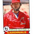 Bruce Sutter Trading Card Single 2016 Topps Archives #177 Cardinals