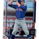 Desmond Lindsay Trading Card Single 2015 Bowman Draft #45 Mets