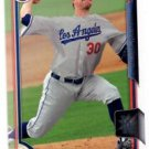 Andrew Sopka Trading Card Single 2015 Bowman Draft #87 Dodgers