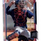 Lucas Herbert Trading Card Single 2015 Bowman Draft #41 Braves