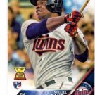 Miguel Sano RC Trading Card 2016 Topps #78 Twins