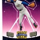 Benji Gil Trading Card Single 1993 Upper Deck Fun Pack #3 Rangers