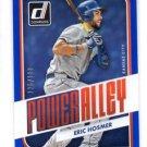 Eric Hosmer Power Alley Blue Parallel SP 2016 Donruss #PA9 Royals 175/199