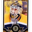 Niklas Svedberg Trading Card Single 2015-16 UD O-Pee-Chee #272 Bruins