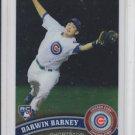 Darwin Barney RC Trading Card Single 2011 Topps Chrome 193 Cubs