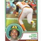 Tony Gwynn Berger's Best Insert 2016 Topps BB32 Padres