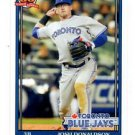 Josh Donaldson Trading Card 2016 Topps Archives 279 Blue Jays