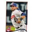 Mike Aviles Trading Card Single 2014 Topps Mini Online Exclusvie #76 Indians