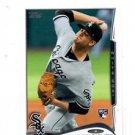 Andre Rienzo RC Trading Card Single 2014 Topps Mini #230 White Sox