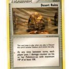 Desert Ruins Unommon Trainer Pokemon Hidden Legends 88/101 x1 Unplayed