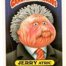 Jerry Atric Sticker 1986 Topps Garbage Pail Kids #239a