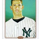 Jorge Posada Trading Card Single 2010 Topps 206 #94 Yankees