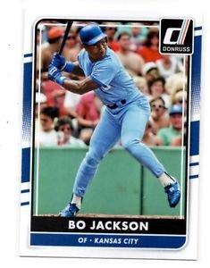 Bo Jackson Trading Card Single 2016 Donruss 175 Royals