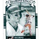 Manny Machado Diamond Kings Trading Card Single 2016 Donruss #3 Orioles