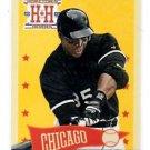 Frank Thomas Trading Card Single 2013 Panini Hometown Heroes #195 White Sox