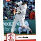 David Ortiz Trading Card SIngle 2007 Fleer #296 Red Sox