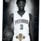 Stanley Johnson RC Level 4 SP 2015-16 Panini Court Kings #228 Pistons  019/175