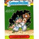 Caught Scott Single 2015 Topps Garbage Pail Kids #69b