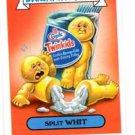 Split Whit Single 2015 Topps Garbage Pail Kids #8b