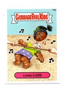 Limbo Louis Single 2015 Topps Garbage Pail Kids #34a