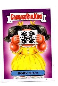 Rory Shack Single 2015 Topps Garbage Pail Kids #50b
