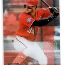 Bryce Harper Trading Card Single 2016 Topps Finest #100.Nationals