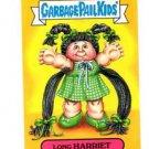 Long Harriet Single 2015 Topps Garbage Pail Kids #41b
