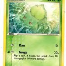 Bulbasaur Common Pokemon EX RedFire LeafGreen 55/112 x1 Unplayed