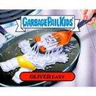 Oliver Easy Single 2015 Topps Garbage Pail Kids #52b