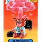 Jenny Genius Adam Bomb Push Button Single 2015 Topps Garbage Pail Kids #9b