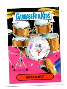 Kicked Kit Single 2015 Topps Garbage Pail Kids #28b