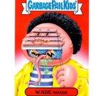 Wade Shade Single 2015 Topps Garbage Pail Kids #33b