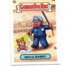 Brutal Barry Trading Card Single 2013 Topps Garbage Pail Kids Minis #33b