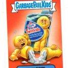 Twin Brin Single 2015 Topps Garbage Pail Kids #8a