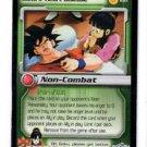 Goku's Heart Disease Rare Single 2001 Score Dragon Ball Z Android Saga #100
