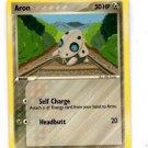 Aron Trading Card Pokemon EX Legend Maker #48/92 x1