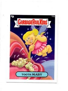 Tooth Mary Trading Card Single 2013 Topps Garbage Pail kids Minis #10a
