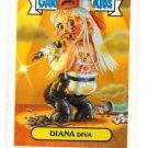 Diana Diva Winner Trading Card Single 2004 Topps Garbage Pail Kids #1b
