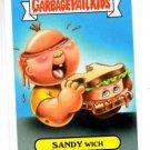 Sandy Wich Single 2015 Topps Garbage Pail Kids #55b